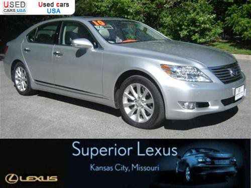 for sale 2010 passenger car lexus ls 460 awd kansas city insurance rate quote price 67585. Black Bedroom Furniture Sets. Home Design Ideas