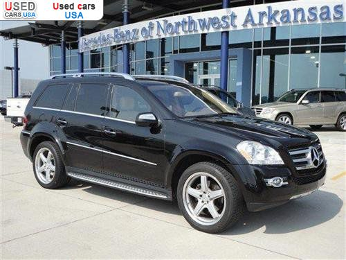 For sale 2009 passenger car mercedes gl benz 5 5l for Mercedes benz insurance cost