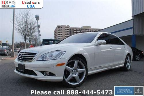 For sale 2009 passenger car mercedes s benz 5 5l v8 for Mercedes benz arlington service center