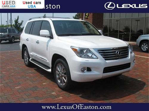 For Sale 2010 Passenger Car Lexus Lx 570 570 Columbus