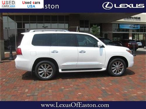 for sale 2010 passenger car lexus lx 570 570 columbus insurance rate quote price 76815 used. Black Bedroom Furniture Sets. Home Design Ideas
