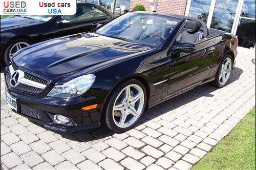 For sale 2009 passenger car mercedes sl benz v8 little for Mercedes benz insurance cost