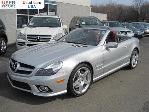 For sale 2009 passenger car mercedes sl benz v8 for Leikin mercedes benz