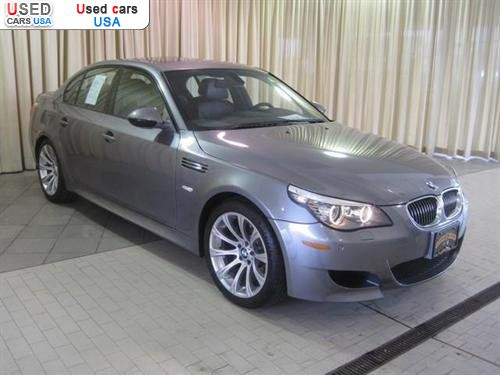 for sale 2010 passenger car bmw m5 sedan akron insurance rate quote price 74997 used cars. Black Bedroom Furniture Sets. Home Design Ideas