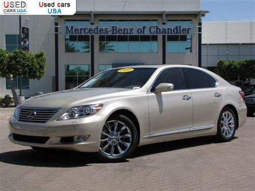 for sale 2010 passenger car lexus ls 460 4dr sdn rwd sedan chandler insurance rate quote. Black Bedroom Furniture Sets. Home Design Ideas