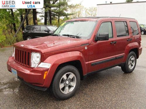 for sale 2008 passenger car jeep liberty sport portsmouth insurance rate quote price 17530. Black Bedroom Furniture Sets. Home Design Ideas