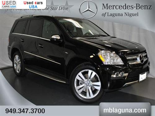 For sale 2010 passenger car mercedes gl benz 3 0l bluetec for Mercedes benz insurance cost