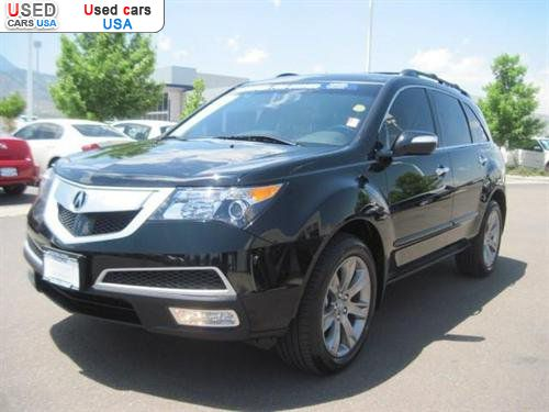 for sale 2011 passenger car acura mdx advance. Black Bedroom Furniture Sets. Home Design Ideas