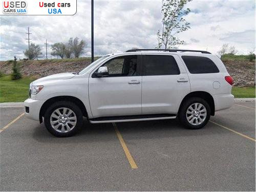 for sale 2008 passenger car toyota sequoia platinum idaho falls insurance rate quote price. Black Bedroom Furniture Sets. Home Design Ideas
