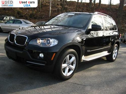 For Sale 2008 passenger car BMW X5 3.0si AWD 4dr SUV, Peabody