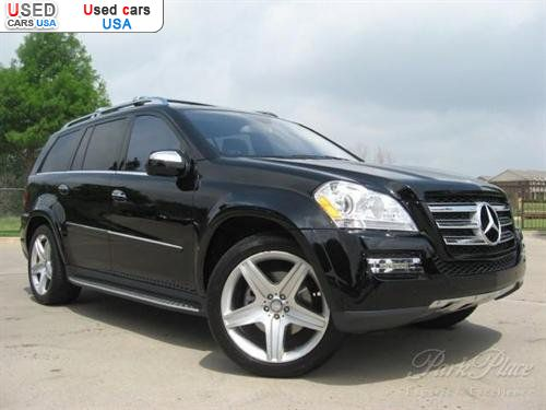 For sale 2010 passenger car mercedes gl benz 5 5l for Mercedes benz insurance cost