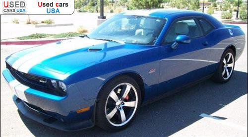 for sale 2011 passenger car dodge challenger srt8 albuquerque insurance rate quote price. Black Bedroom Furniture Sets. Home Design Ideas