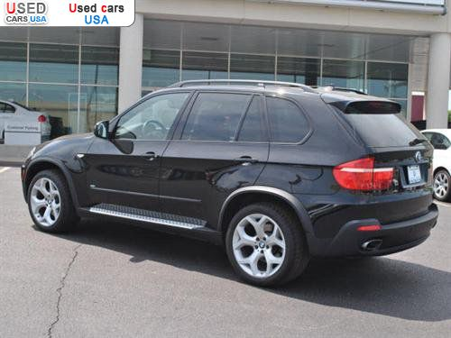 For Sale 2008 passenger car BMW X5 4.8i AWD 4dr SUV, Wichita
