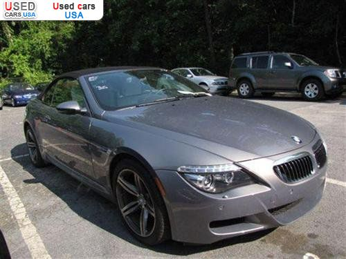 for sale 2008 passenger car bmw m6 convertible roswell. Black Bedroom Furniture Sets. Home Design Ideas