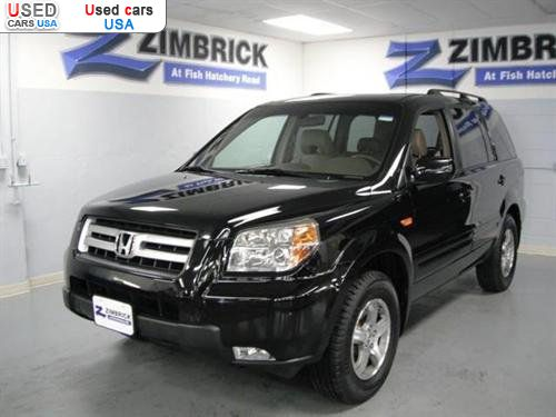 for sale 2006 passenger car honda pilot ex at leather 4wd. Black Bedroom Furniture Sets. Home Design Ideas