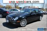 2008 Mercedes E -Benz  AWD  used car