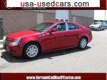 Car Market in USA - For Sale 2011  Cadillac CTS Sedan Luxury