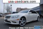 2009 Mercedes S -Benz  5.5L V8  used car