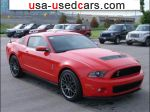 Car Market in USA - For Sale 2012  Ford Mustang Shelby GT500