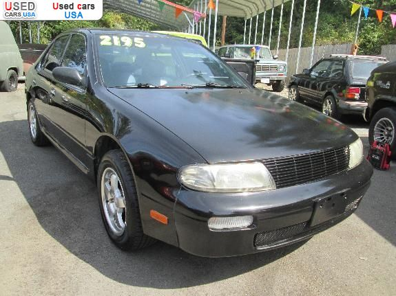 Car Market in USA - For Sale 1996  Nissan Altima XE