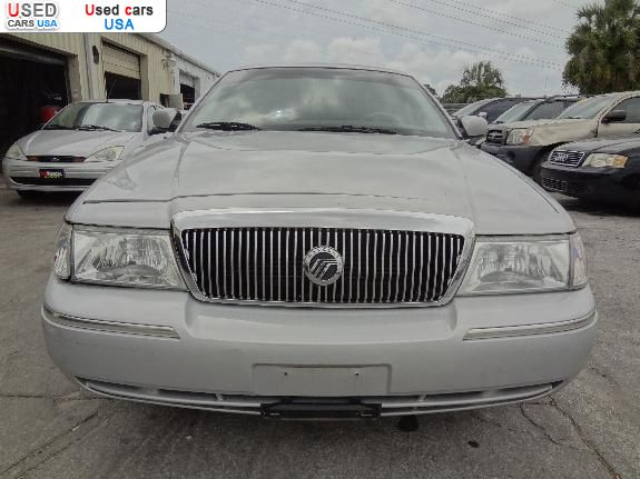 Car Market in USA - For Sale 2004  Mercury Grand Marquis GS