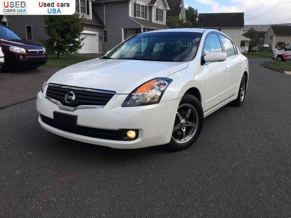 Car Market in USA - For Sale 2007  Nissan Altima