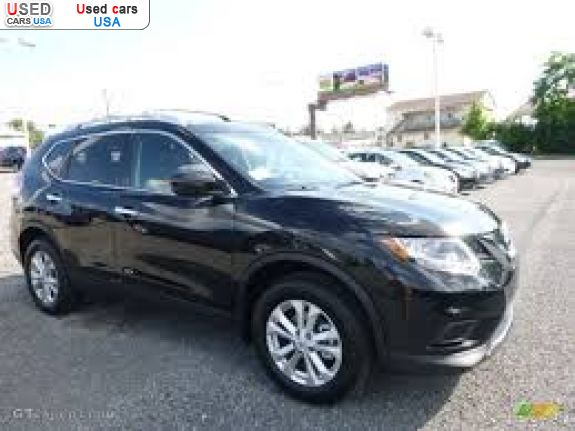 Car Market in USA - For Sale 2016  Nissan Rogue