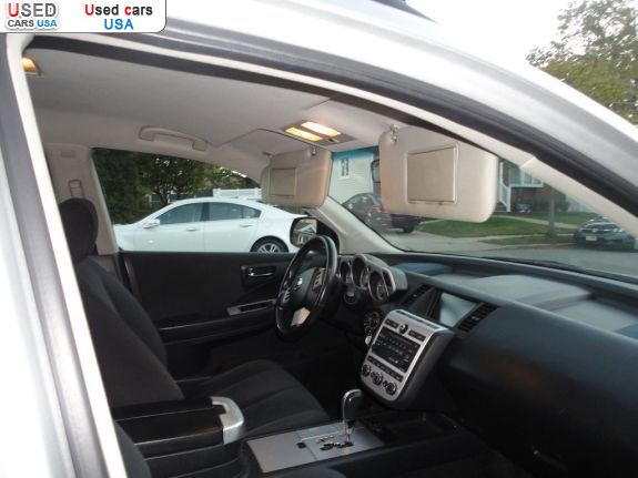 Car Market in USA - For Sale 2006  Nissan Murano