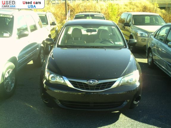 Car Market in USA - For Sale 2009  Subaru Impreza 2.5i