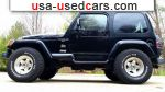 1999 Jeep Wrangler Sahara  used car