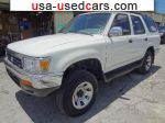 1993 Toyota 4Runner SR5  used car