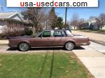 1989 Lincoln Town Car  used car