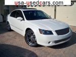 Car Market in USA - For Sale 2005  Nissan Altima