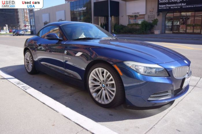 for sale 2009 passenger car bmw z4 fresno insurance rate quote price 9600 used cars. Black Bedroom Furniture Sets. Home Design Ideas