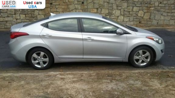 for sale 2011 passenger car hyundai elantra gls pzev norcross insurance rate quote used cars. Black Bedroom Furniture Sets. Home Design Ideas