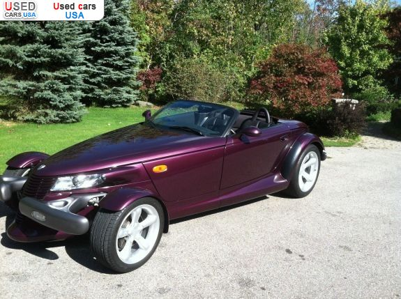 Car Market in USA - For Sale 1997   Prowler