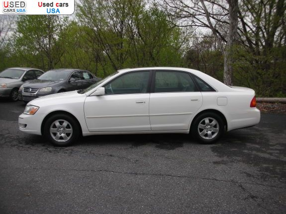 Car Market in USA - For Sale 2000  Toyota Avalon 3.0