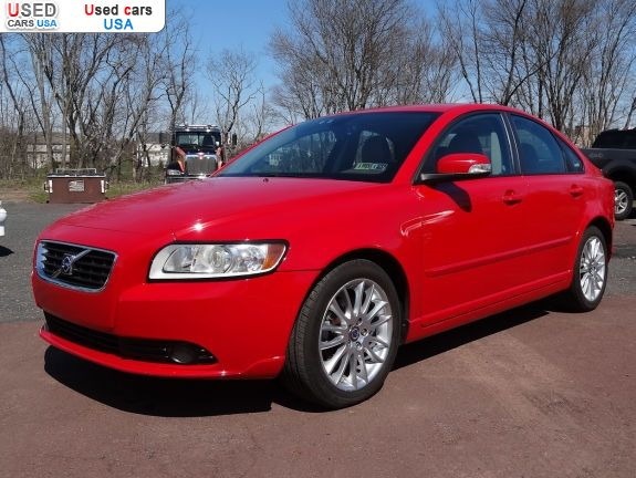 Car Market in USA - For Sale 2010  Volvo S40 2.4i