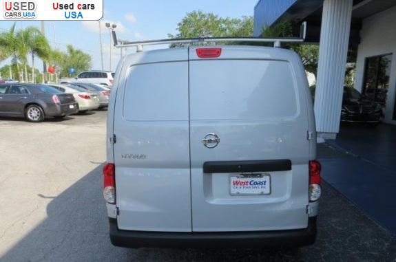 Car Market in USA - For Sale 2013  Nissan NV200 S