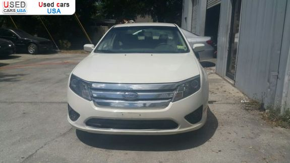 Car Market in USA - For Sale 2010  Ford Fusion SE