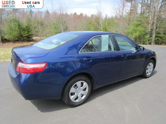 Car Market in USA - For Sale 2008  Toyota Camry XLE