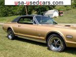 Car Market in USA - For Sale 1968  Mercury Cougar