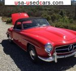 1958 190 SL  used car