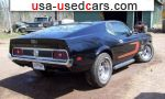 1971 Ford Mustang Mach 1 289  used car