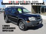 2002 Nissan Xterra SE S/C  used car