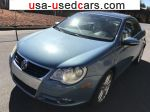 Car Market in USA - For Sale 2009  Volkswagen Eos Lux