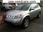 Car Market in USA - For Sale 2005  Nissan Murano SL AWD