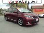 2013 Toyota Sienna SE FWD 8-Passenger  used car