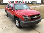 2001 Chevrolet Avalanche  used car