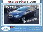 2013 Chevrolet Cruze LS  used car